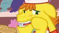 Mr. Cake has a sore tooth S6E15.png