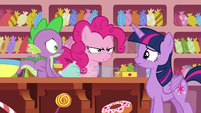 "Pinkie Pie ""I guess Rarity had other ideas"" S6E22"