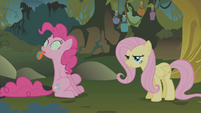 Pinkie Pie Hypno Eyes Tongue S01E09