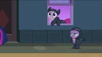Pinkie Pie at window 2 S2E20