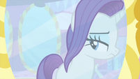 Rarity's mane stops moving MLPS1