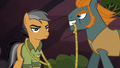 Rogue catches Quibble in a lasso S6E13.png
