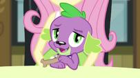 Spike -she's even got her own castle- EG2
