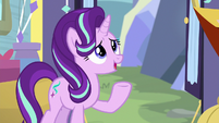 """Starlight """"nice to run the school together"""" S9E20"""