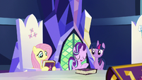 "Starlight ""when I needed to make copies"" S7E14"