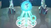 Starlight trapped in a magic sphere S8E25