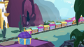 Train heading to Ponyville S4E01.png