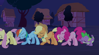 """Twilight's friends """"an inspiration to us all"""" S03E13"""