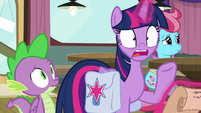 "Twilight ""it's a statistical improbability!"" S9E16"