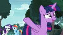 Twilight -they can always get past the problem- S8E17