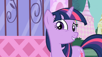 Twilight Sparkle -Bothering you- S2E03