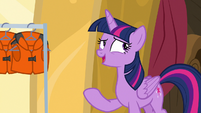 Twilight Sparkle -I don't think that's how it works- S7E22