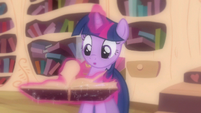 Twilight face of wonder S3E13