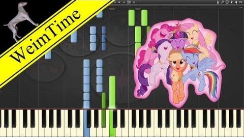 A true true Friend piano
