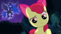 "Apple Bloom ""it's just me?"" S5E4"