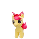 Build a Bear Workshop Mini Apple Bloom Plushie