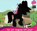 Candy Apples shadow promo MLP mobile game