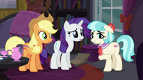 Coco Pommel -I don't wear boots- S5E16