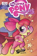 Comic issue 15 Jetpack Comics cover
