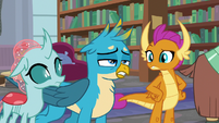 "Gallus ""this stuff is impossible"" S8E22"