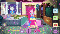 Pinkie Pie showered with confetti EGDS46