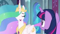 Princess Celestia -oh, not me- S8E7