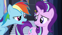Rainbow Dash --there is nowhere to chillax-- S6E21