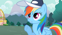 Rainbow Dash -Take some points- S2E07