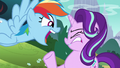 Rainbow spitting in Starlight's face S6E6.png