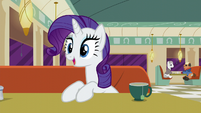Rarity --I just have two other boutiques-- S6E9