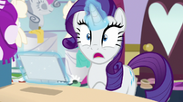Rarity -I can't remember!- S7E6