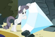 Rarity giant diamond s02e01