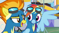 Spitfire -your very own mega-fans- S7E7