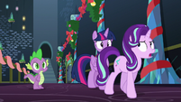 Starlight --not a day to remember some old story-- S6E8