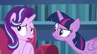 Starlight --the first time I cast that particular spell-- S6E21