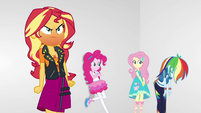 Sunset Shimmer getting furious EGROF