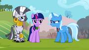 Trixie aceita fazer um segundo duelo T03E05