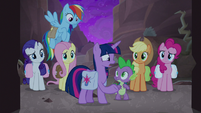"Twilight ""I guess it only works once"" S8E25"