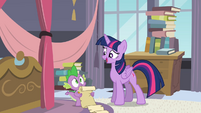 Twilight 'So do I' S4E01
