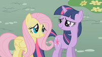 Twilight -my good friend Fluttershy- S01E07