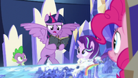 Twilight -only way to trap the Pony of Shadows- S7E25