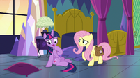 "Twilight Sparkle ""Meadowbrook lived ages ago"" S7E20"