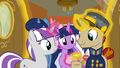 Twilight Velvet tipping the steward pony S7E22.png