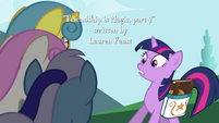 Twilight declining the invitation S1E01
