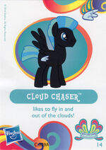 Wave 11 Cloud Chaser collector card