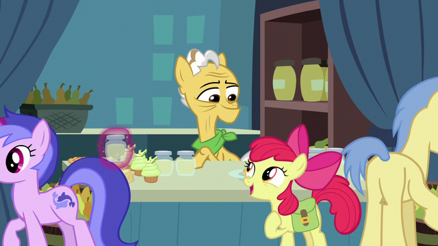 "File:Apple Bloom ""gone my whole life without"" S7E13.png"