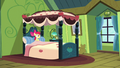 Apple Bloom lying in her bed after waking up S5E4.png
