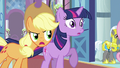 Applejack 'You sure about that' S2E25.png