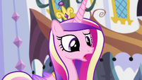 Cadance -are you sure she'd want you doing that-- S5E10