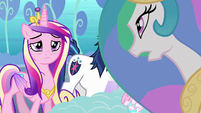 "Celestia ""you should address your subjects"" S6E1"